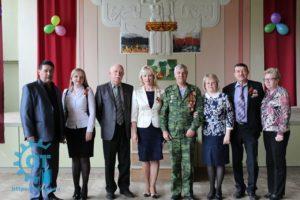 В Рузаевском отделении ГБПОУ РМ «Саранский политехнический техникум» прошло мероприятие посвященное Дню Победы