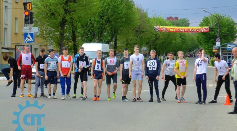 Студенты Рузаевского отделения ГБПОУ РМ «Саранский политехнический техникум» приняли участие в Параде Победы 9 мая 2017 года