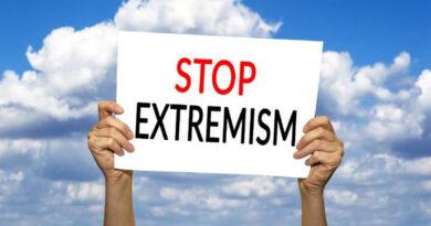 Классный час на тему «Мы против насилия и экстремизма»
